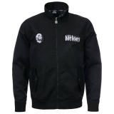 Harrington 100% HARDCORE  JACKET SCREAMING SKULL
