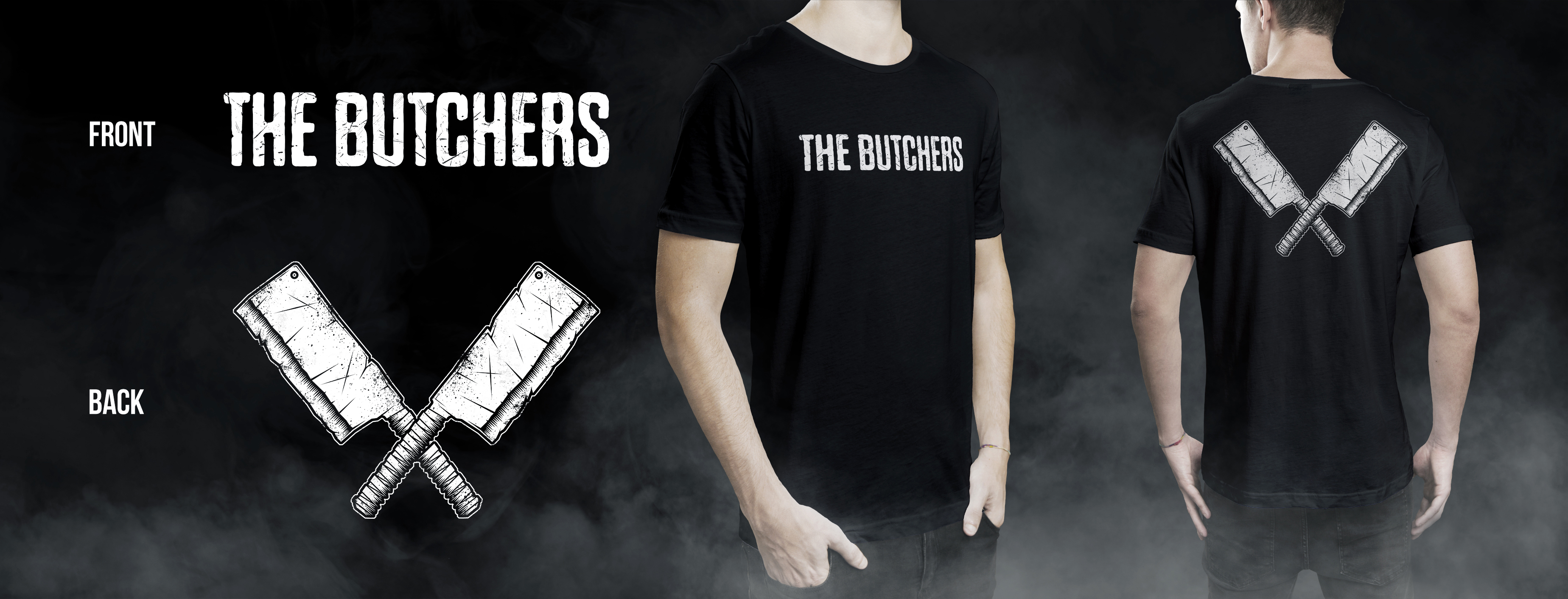 The Butchers triko
