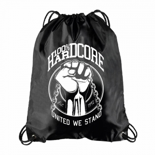 Batoh 100% HARDCORE STRINGBAG UNITED
