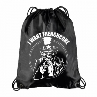 Batoh FRENCHCORE STRINGBAG I WANT!