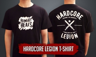 Hungry Beats triko HC legion
