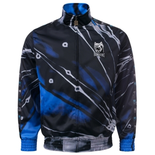 bunda 100% HC TRAINING JACKET ATOM DOG BLUE