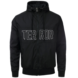 Pánská bunda TERROR WINDBREAKER DEATH
