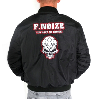 F.Noize baseball Jacket